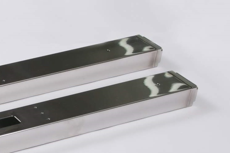 精密板金部品 医療装置関連部品 SUS304-2B ダクト