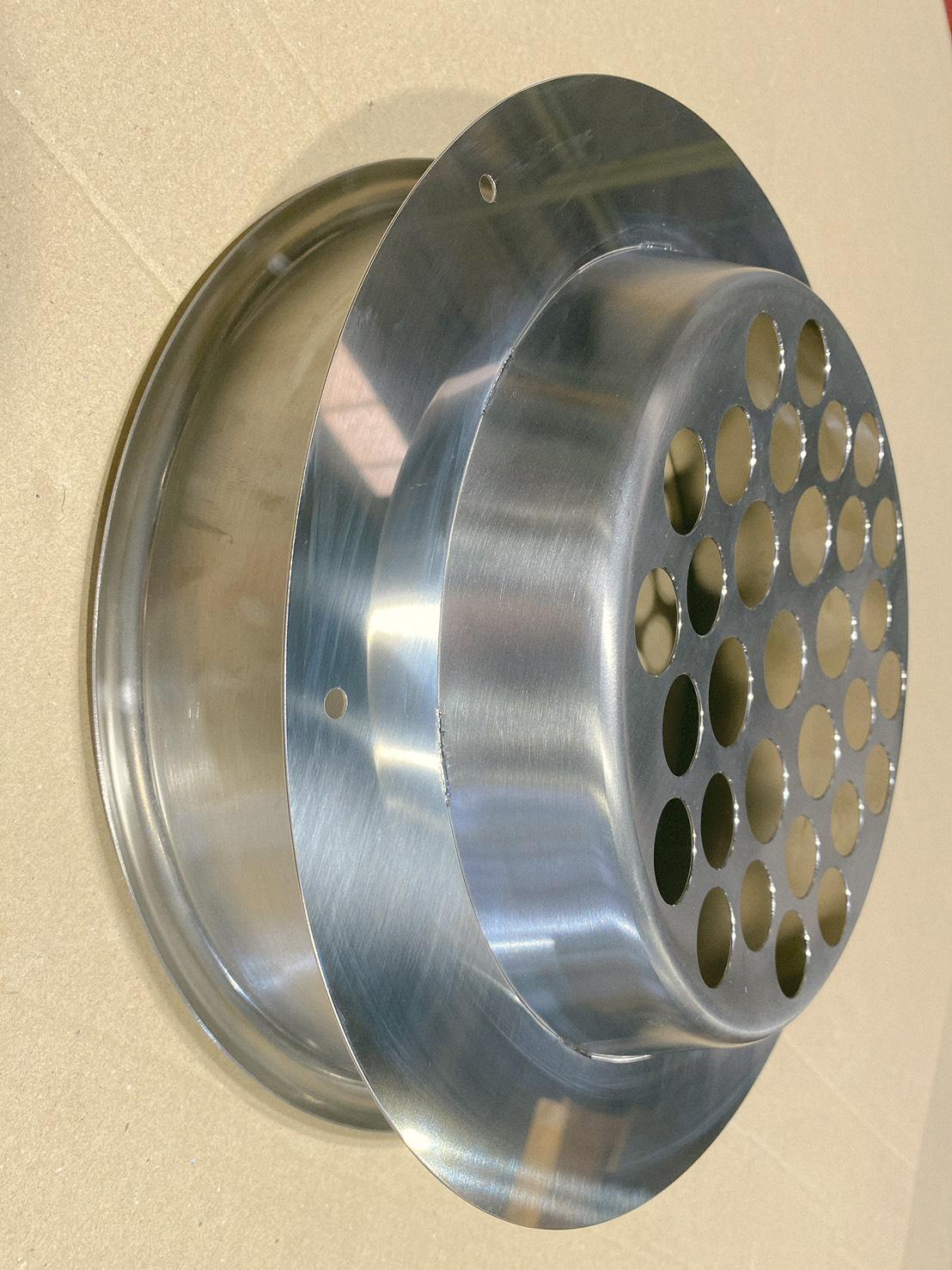 食品機械部品 ハンディタイプファイバーレーザー溶接 SUS304